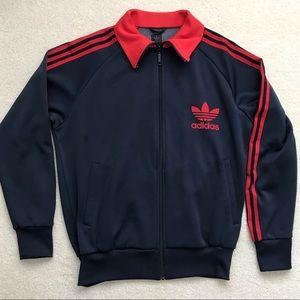 Adidas Track Jacket - SIZE LARGE